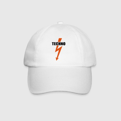 Techno music  Bass Beats Drums Hardstyle Other - Baseball Cap