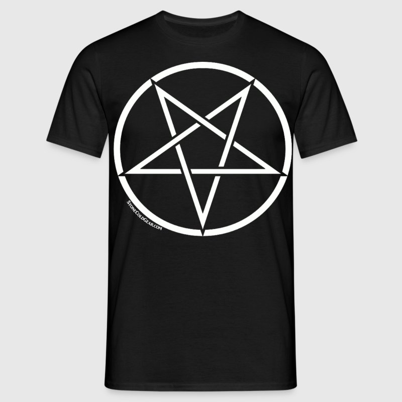 pentagram Men's T-Shirts - Men's T-Shirt