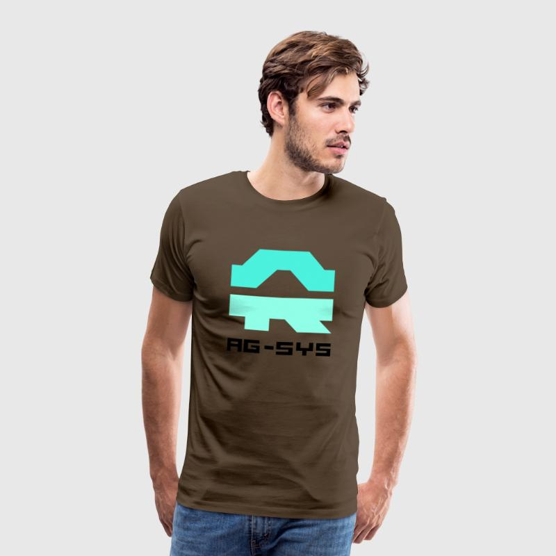 Brown ag systems Men's Tees - Men's Premium T-Shirt