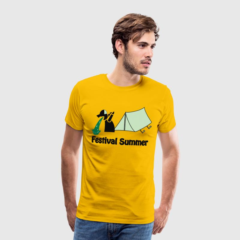 Festical Summer SHIRT MAN - Männer Premium T-Shirt