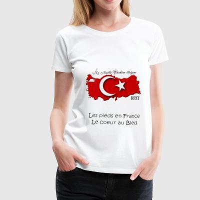 tee shirts turquie commander en ligne spreadshirt. Black Bedroom Furniture Sets. Home Design Ideas