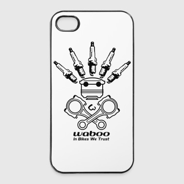 Indian Droid Tee shirts - Coque rigide iPhone 4/4s