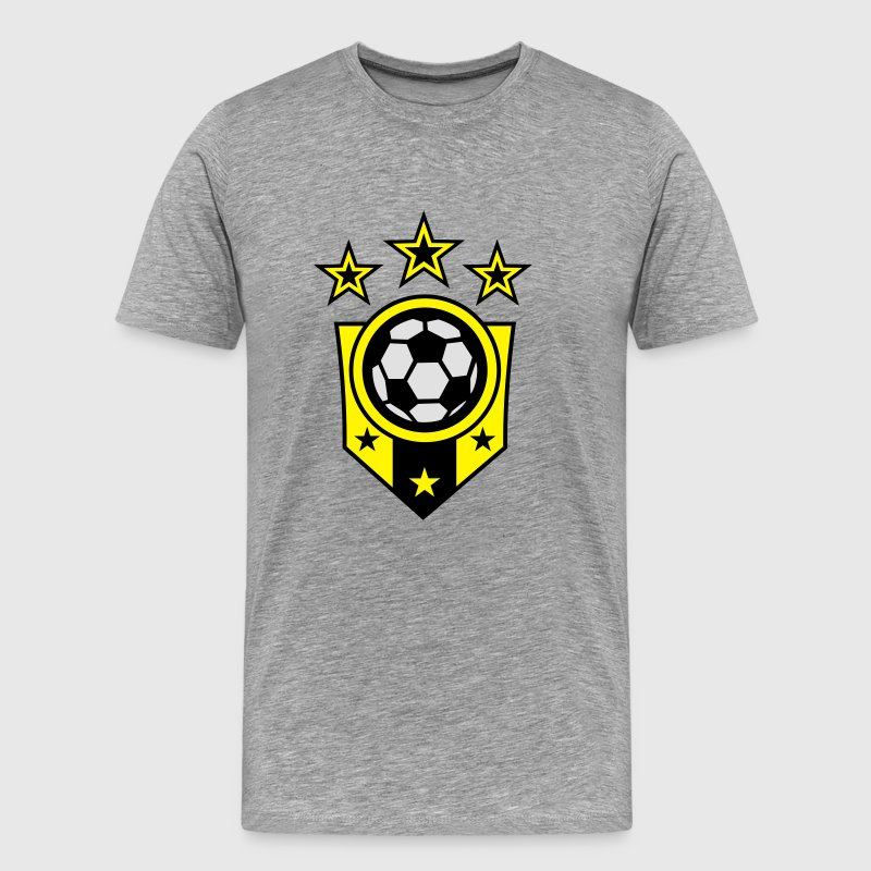 football badge - Men's Premium T-Shirt