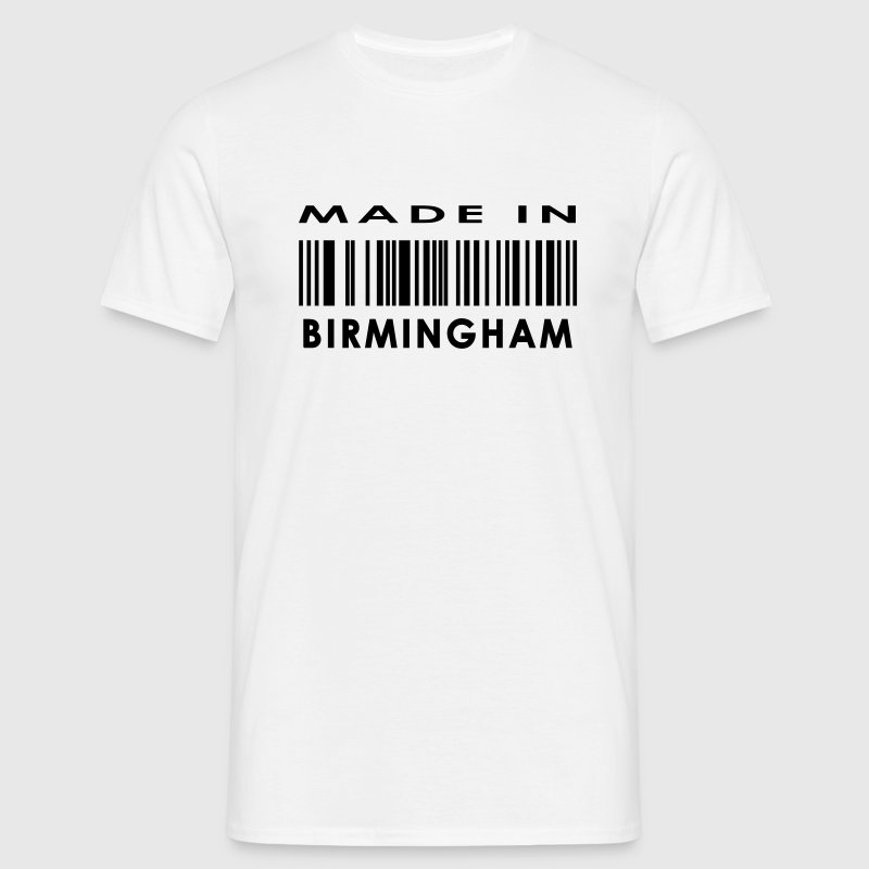 Made in Birmingham T-Shirts - Men's T-Shirt