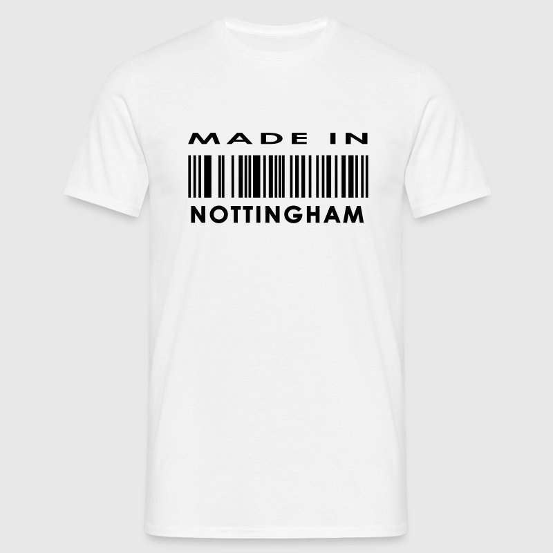 Made in Nottingham T-Shirts - Men's T-Shirt