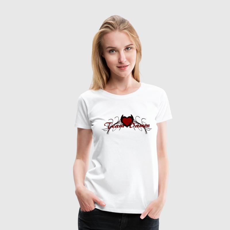 team damon T-Shirts - Women's Premium T-Shirt