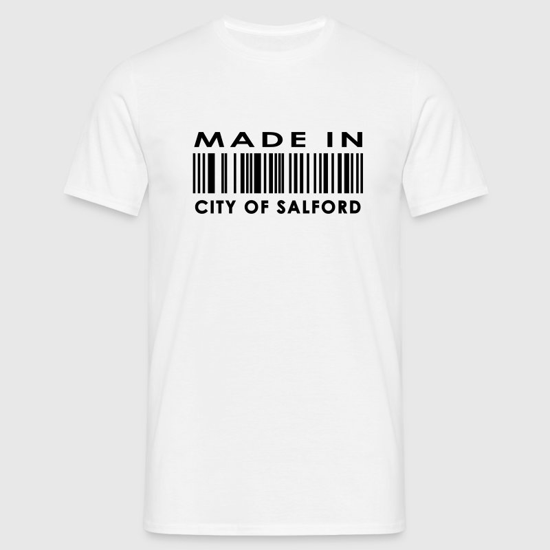 Made in City of Salford T-Shirts - Men's T-Shirt