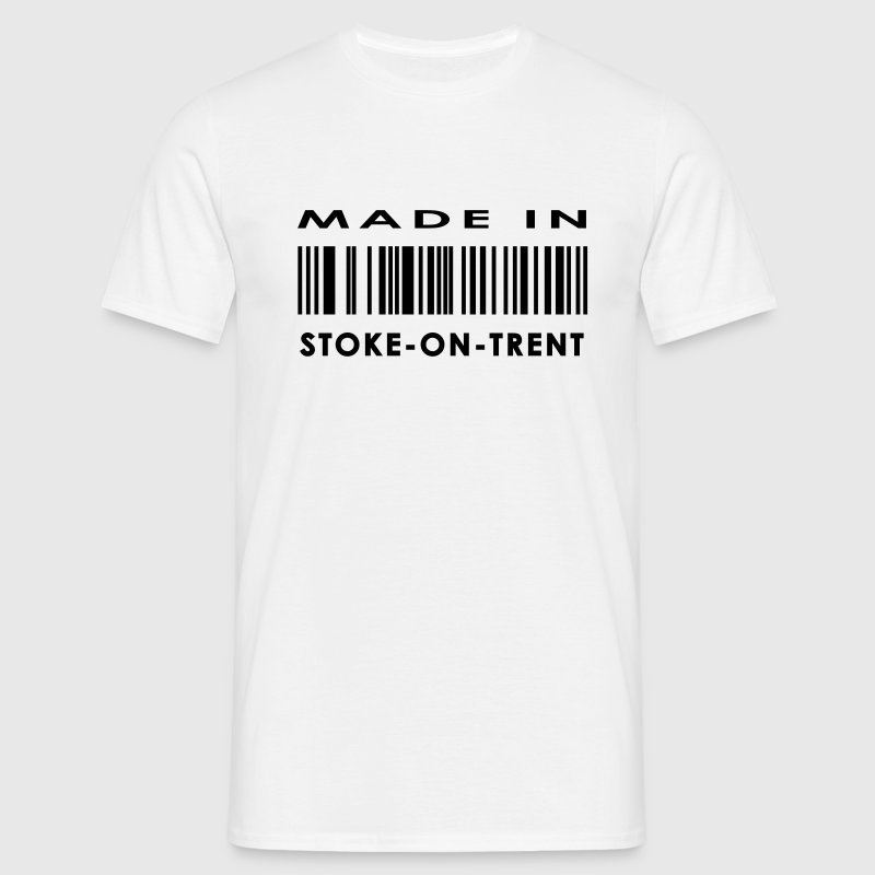 Made in Stoke-on-Trent T-Shirts - Men's T-Shirt