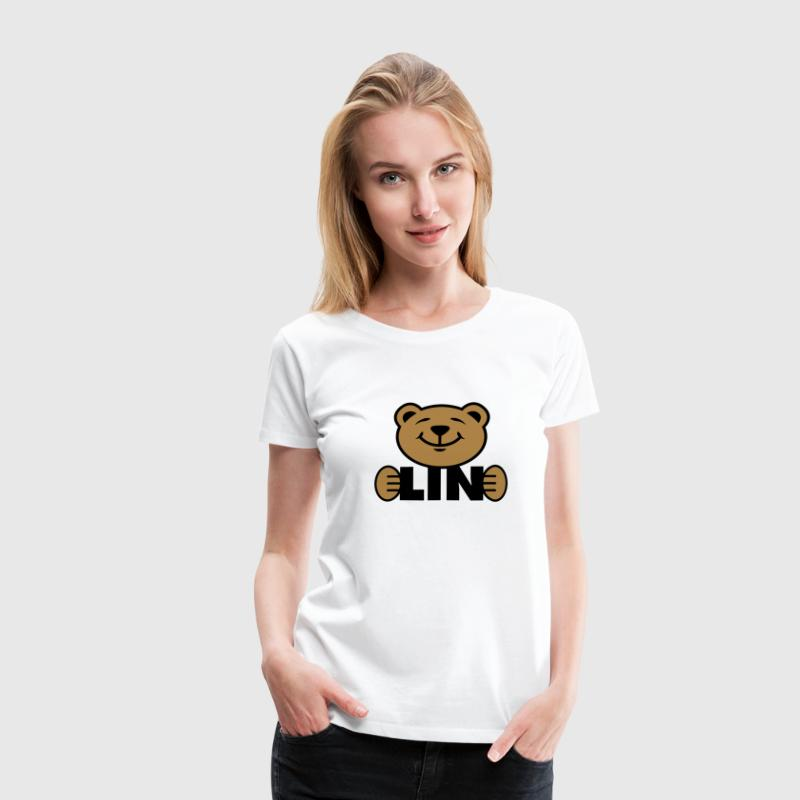 Berlin | Bär | Bearlin | Bear T-Shirts - Women's Premium T-Shirt