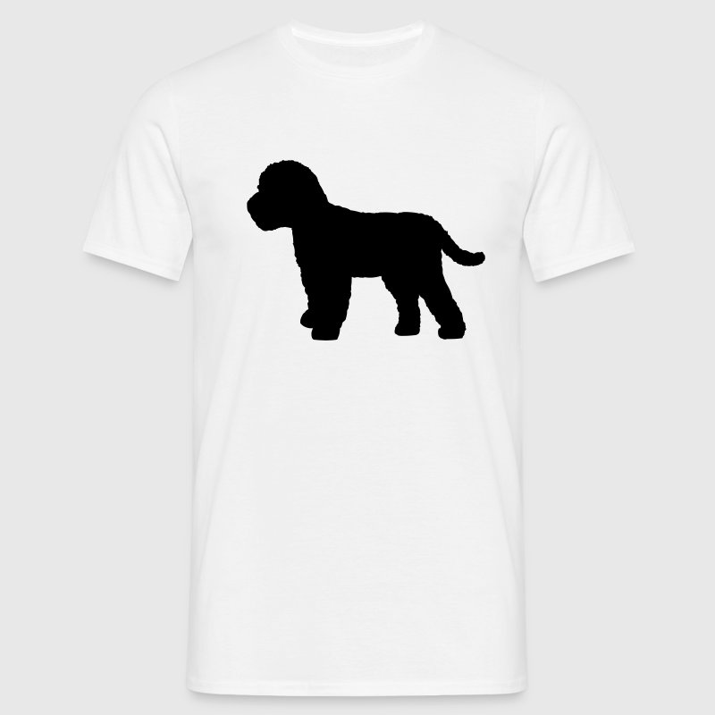 Cockapoo Dog T-Shirts - Men's T-Shirt