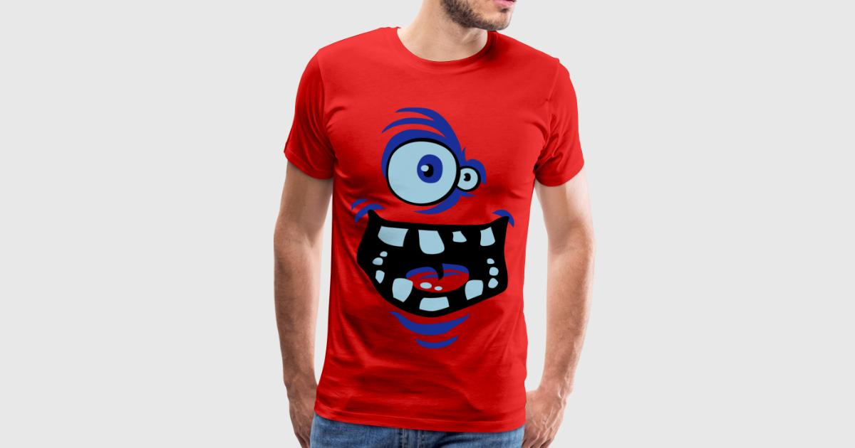 tee shirt funny face spreadshirt. Black Bedroom Furniture Sets. Home Design Ideas
