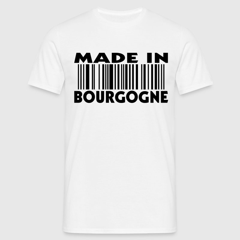 made in BOURGOGNE (1c) T-shirts - T-shirt Homme