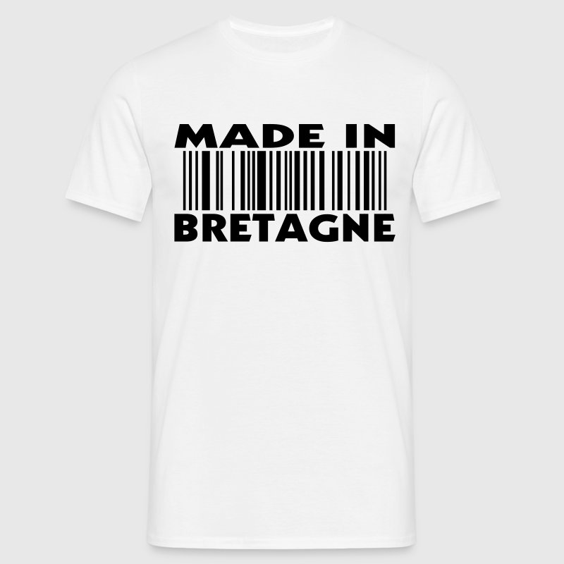 made in BRETAGNE (1c) T-shirts - T-shirt Homme