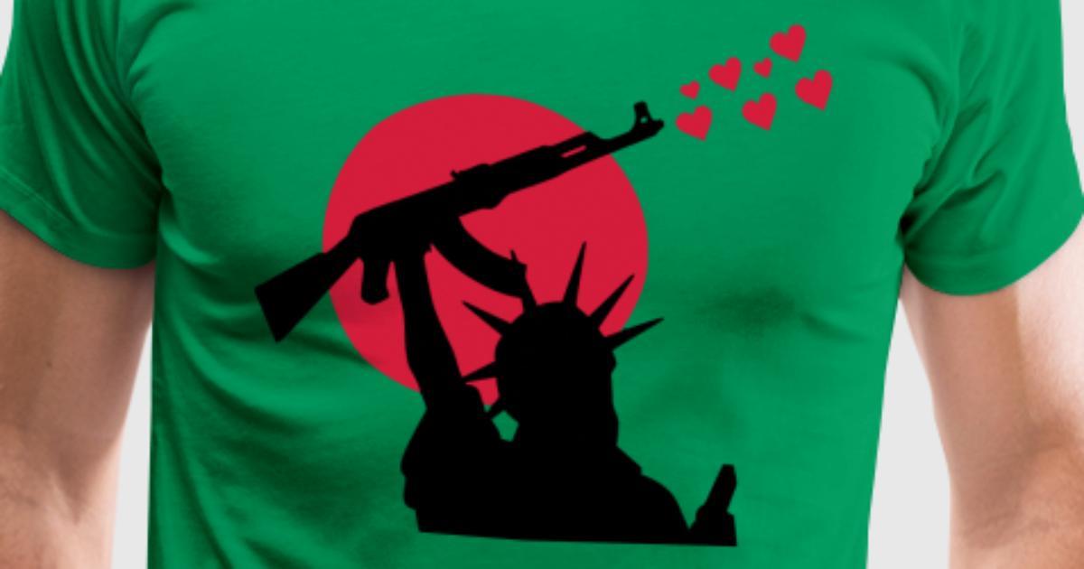 Statue Of Liberty T Shirt Designs