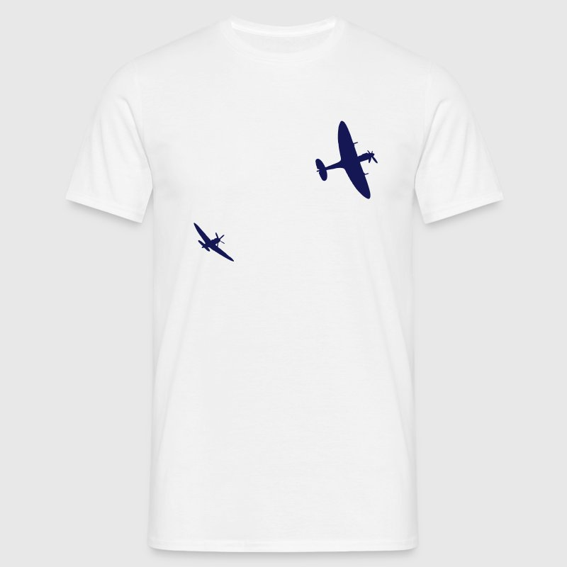 Supermarine Spitfires - Men's T-Shirt