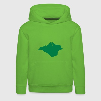 Isle of White UK County - Kids' Premium Hoodie