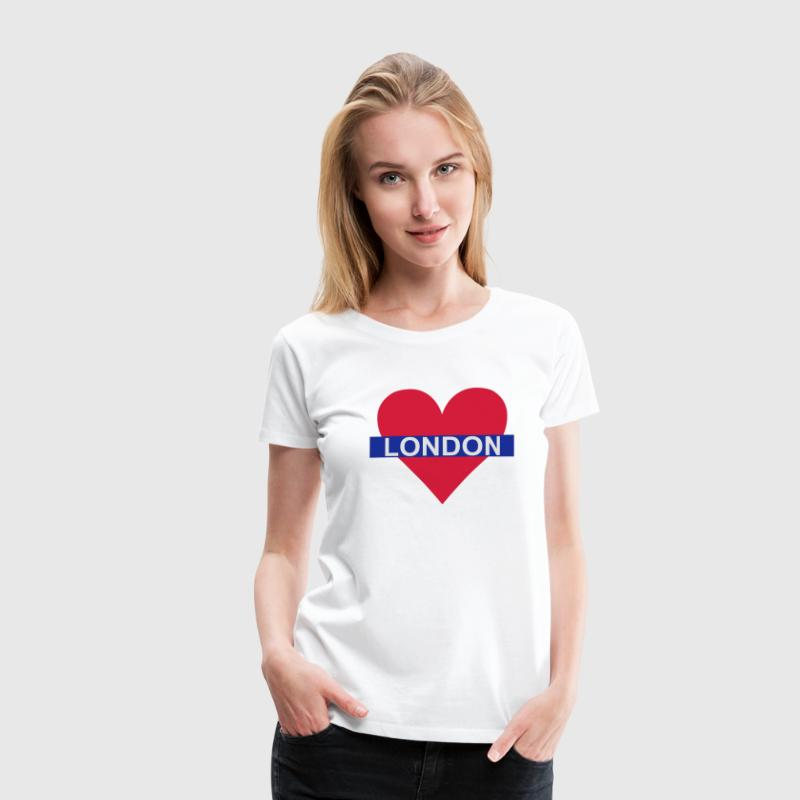 Love London - Underground T-Shirts - Women's Premium T-Shirt