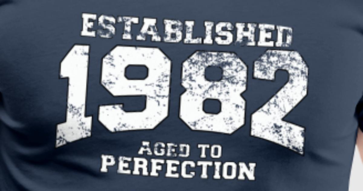 Aged To Perfection (uk) T-Shirt
