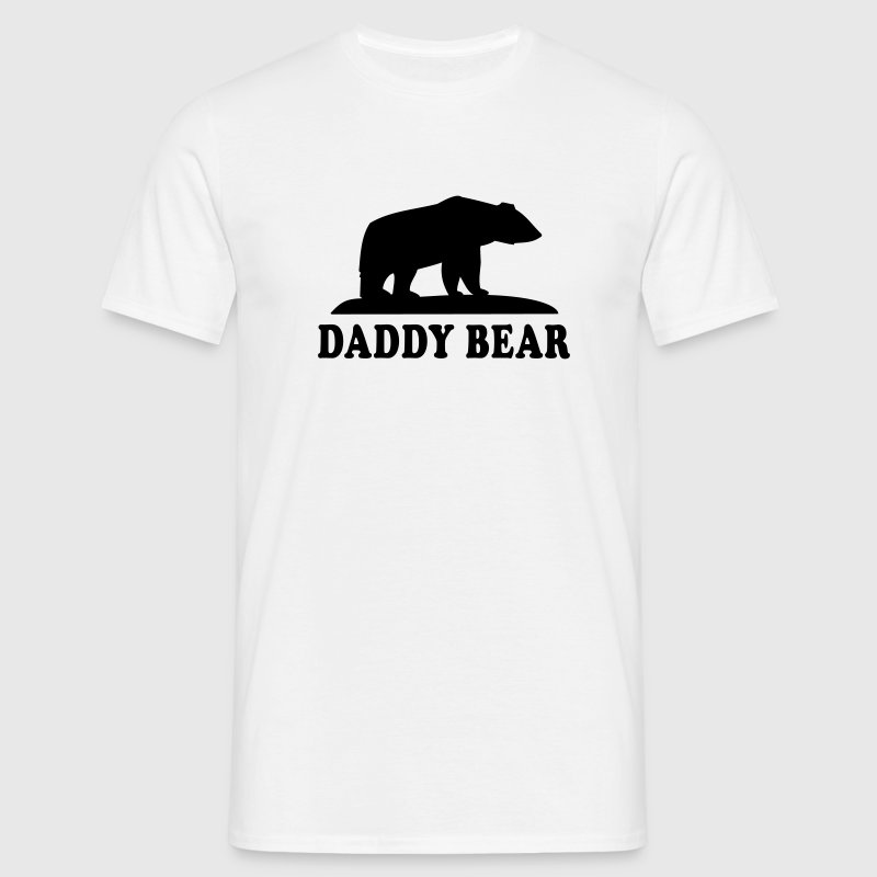 DADDY BEAR T-Shirt GK - Men's T-Shirt