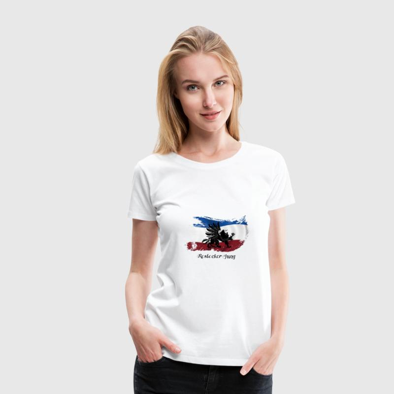 rostocker_jung T-Shirts - Frauen Premium T-Shirt