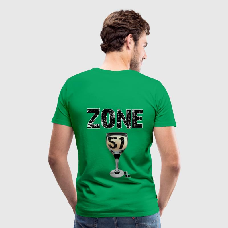 zone 51 by dk Tee shirts - T-shirt Premium Homme