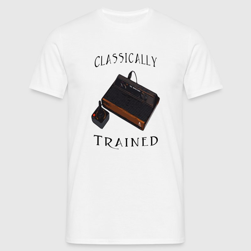 Classically Trained Gamer - Men's T-Shirt