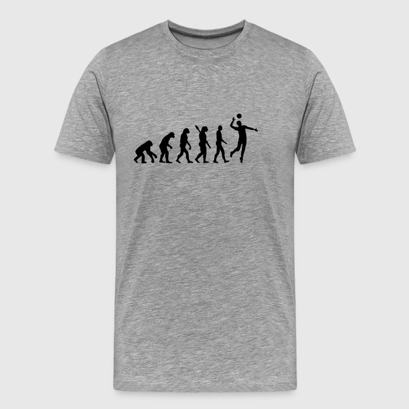 Evolution Volleyball T-Shirts - Männer Premium T-Shirt