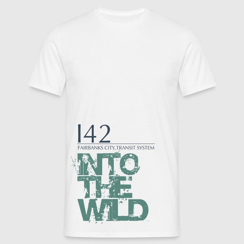 Into the wild - Camiseta hombre