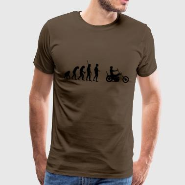Chopper Evolution  T-Shirts - Men's Premium T-Shirt