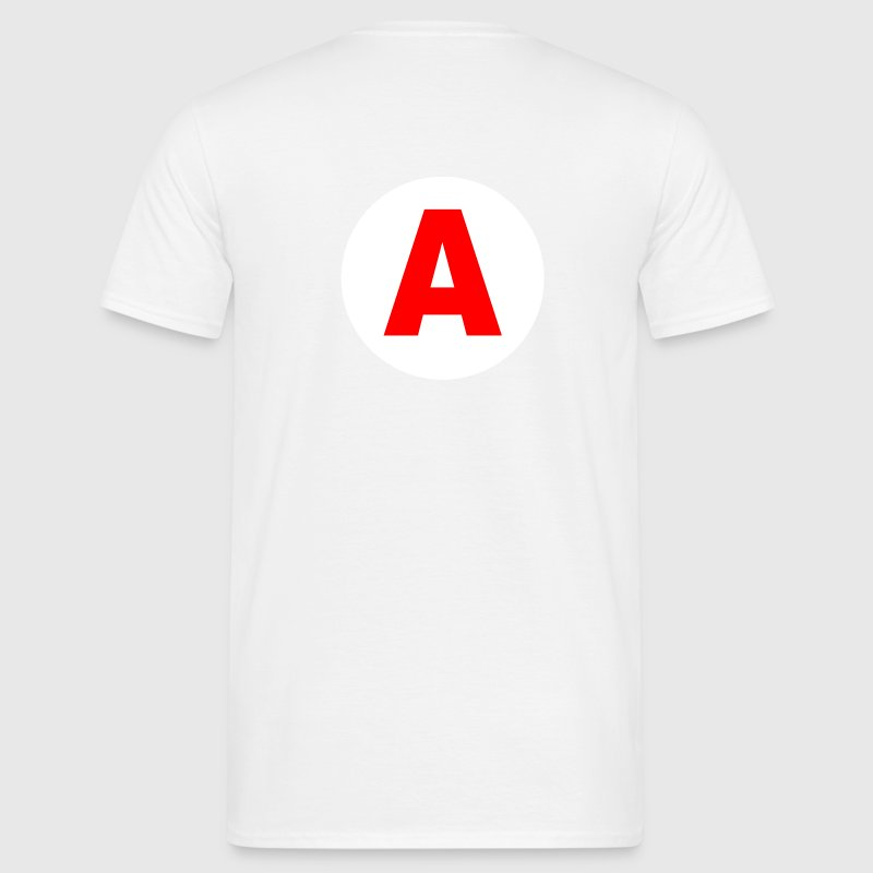 A, apprenti conducteur Tee shirts - T-shirt Homme