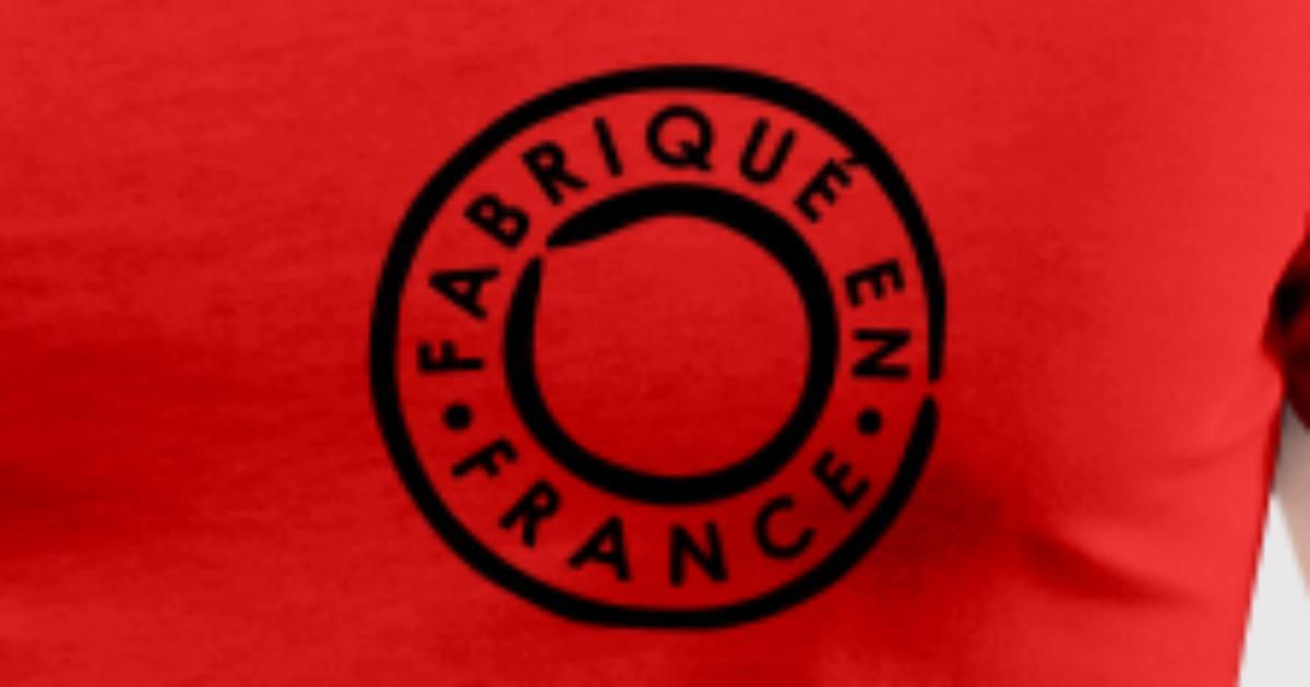 Tee shirt fabrique en france spreadshirt - Televiseur fabrique en france ...