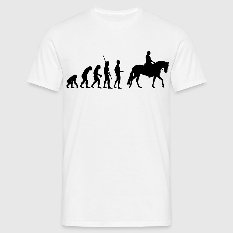 Evolution cheval Shirt - T-shirt Homme
