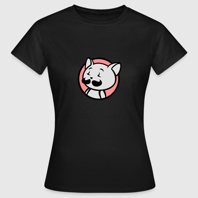 The cat's moustache! T-Shirts - Women's T-Shirt