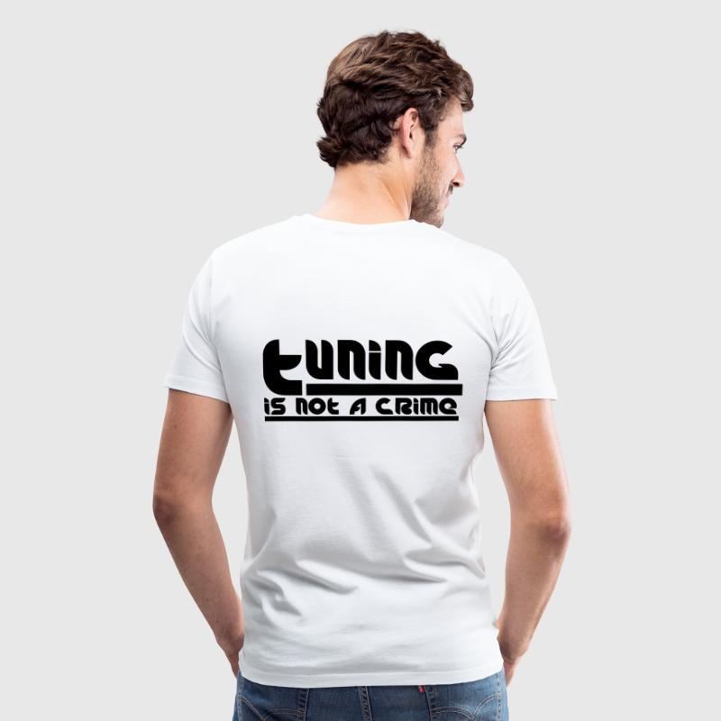 Not Eco - Just Evo T-Shirts - Männer Premium T-Shirt