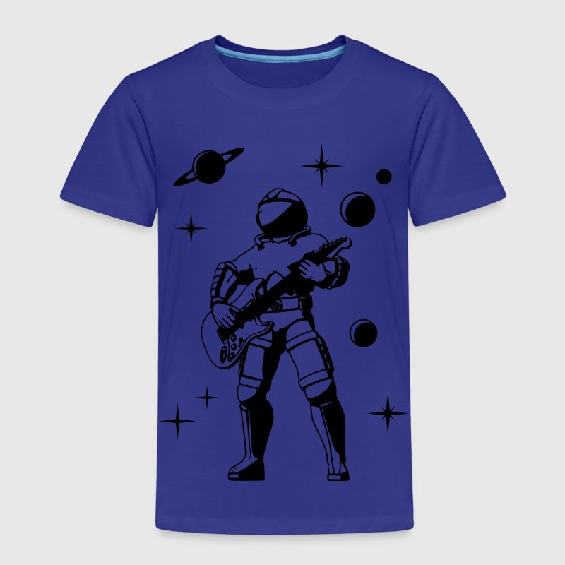 Space Guitar hero Tee shirts - T-shirt Premium Enfant