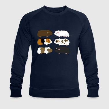 six guinea pigs 1 Tee shirts - Sweat-shirt bio Stanley & Stella Homme