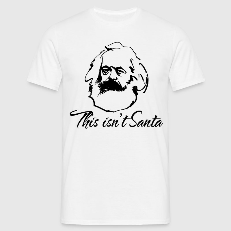 This isn't Santa T-Shirt - Männer T-Shirt