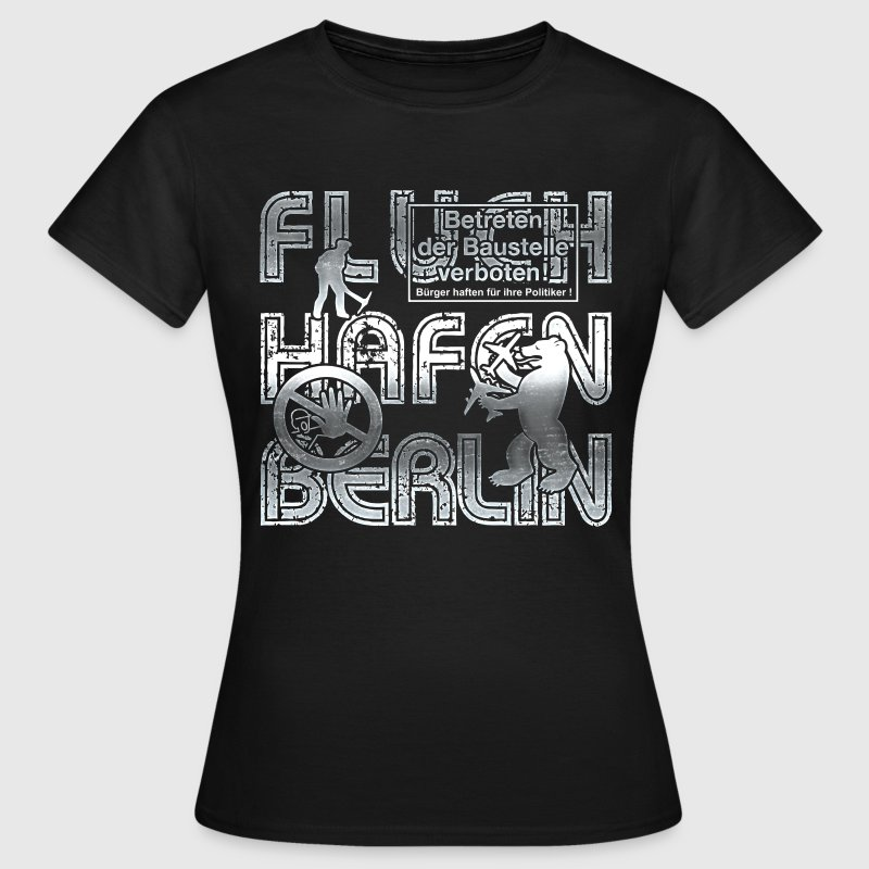 Curse Harbour Berlin - Women's T-Shirt