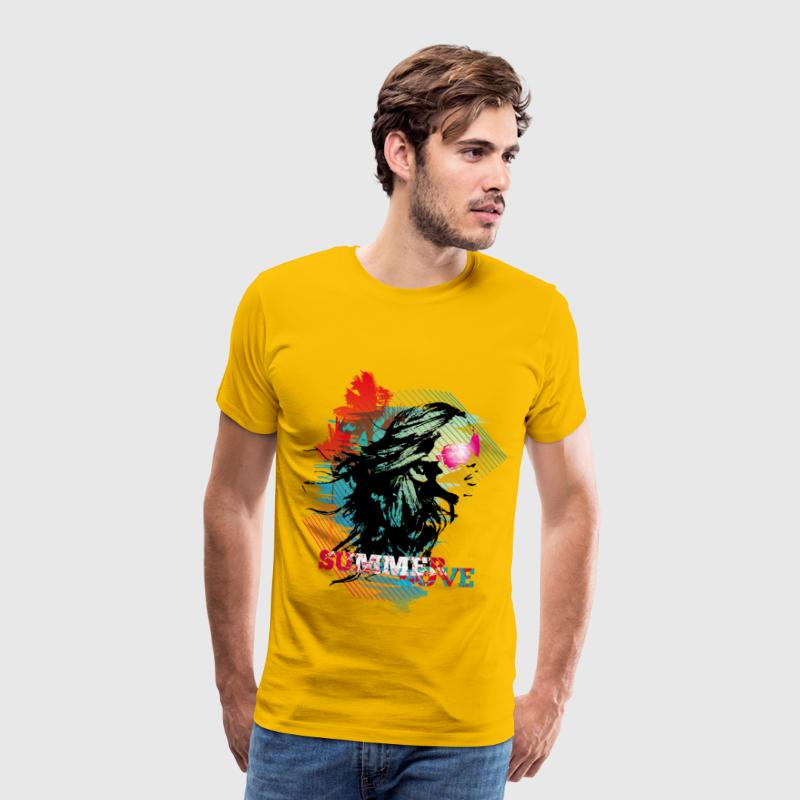 Summer Love - Männer Premium T-Shirt