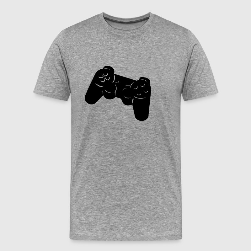 Playstation controller  T-Shirts - Men's Premium T-Shirt