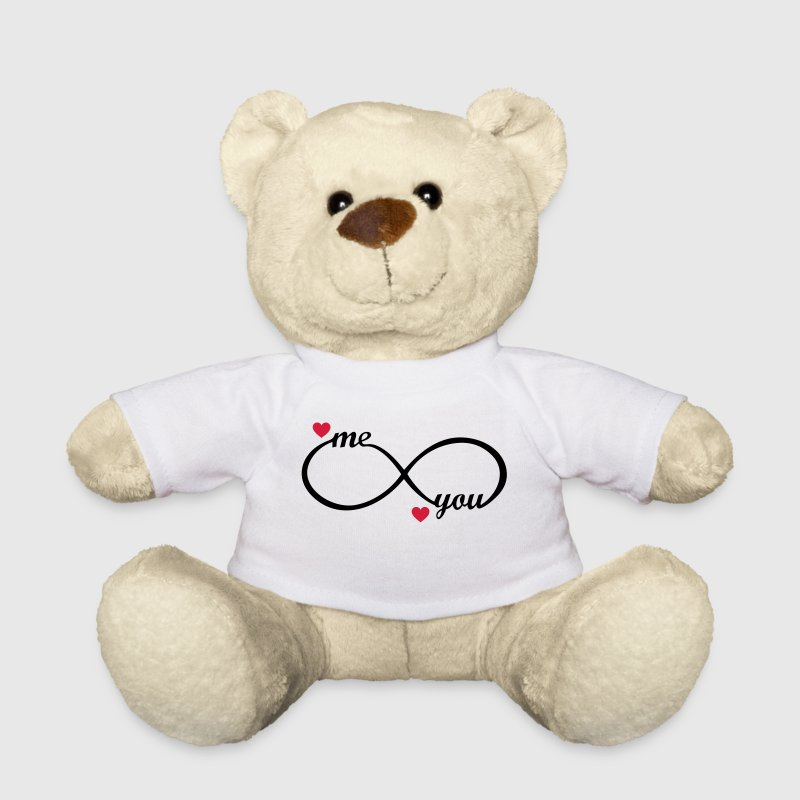 I love you forever  Teddy Bear Toy Valentine's Day - Teddy Bear