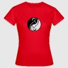 dragon yin yang T-Shirts - Women's T-Shirt