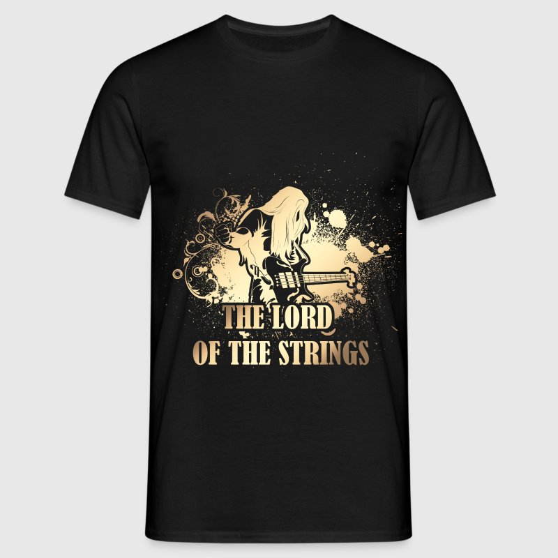 The lord of the strings - Men's T-Shirt