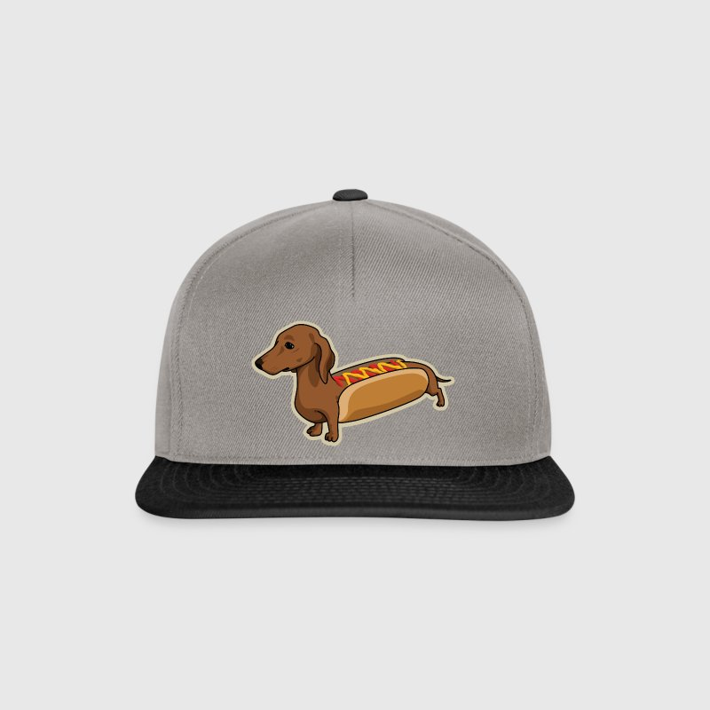 Hot Dog - Snapback Cap