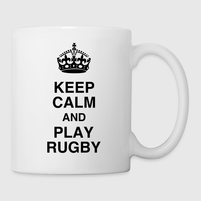 Rugby / Rugbyman / Sport / Fighter / Fight Tazze & Accessori - Tazza