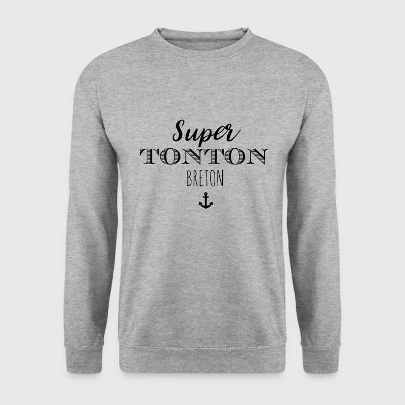Super Tonton Breton Sweat-shirts - Sweat-shirt Homme