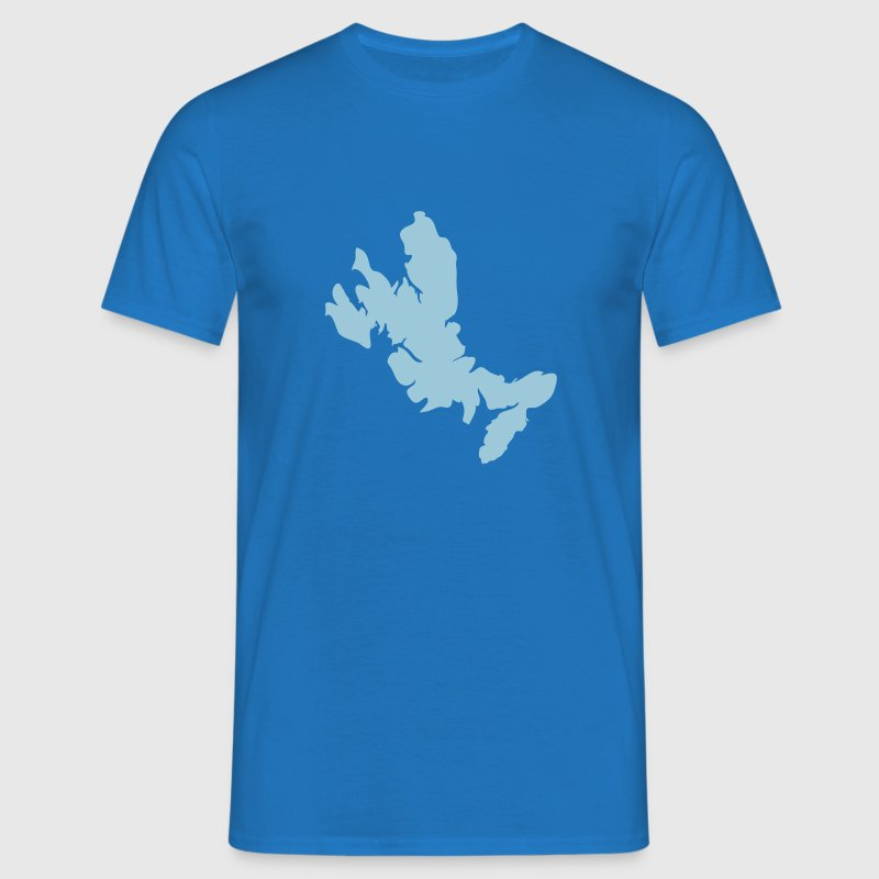 Isle of Skye Map T-Shirts - Men's T-Shirt