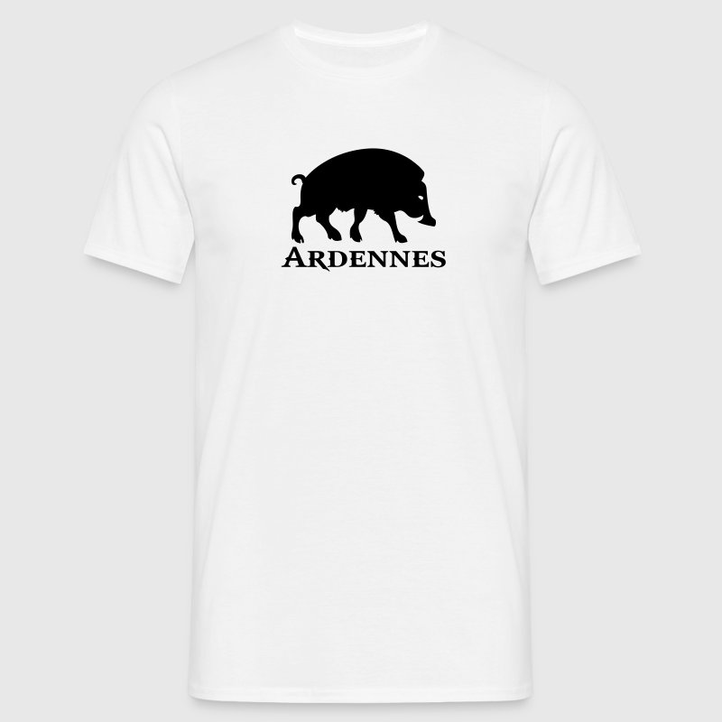 ardennes Tee shirts - T-shirt Homme