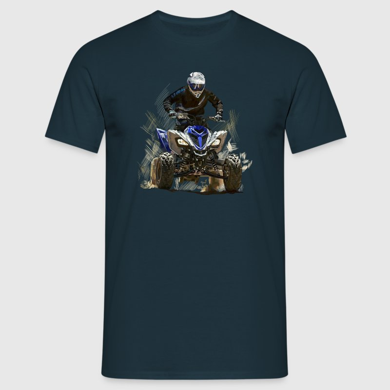 quadrocycle T-shirts - Mannen T-shirt