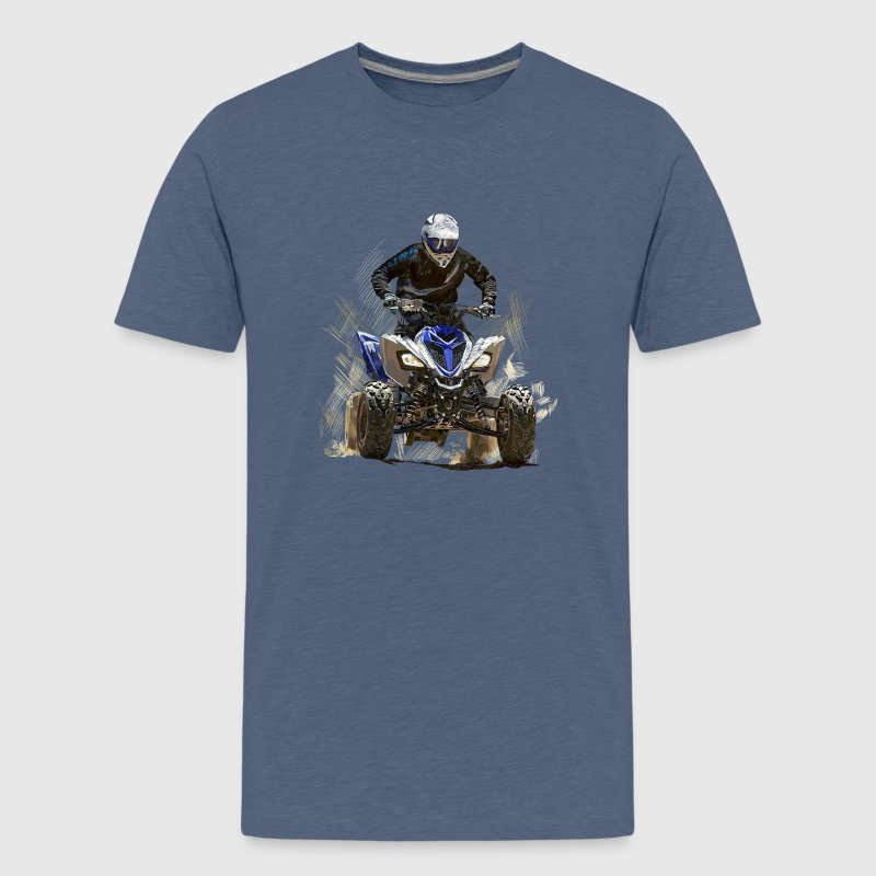 quadrocycle Shirts - Teenage Premium T-Shirt
